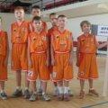 Победители турнира по баскетболу среди  городов Сибири ( мальчики 4 класс)
